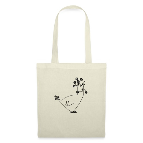 Cosmic Chicken - Tote Bag