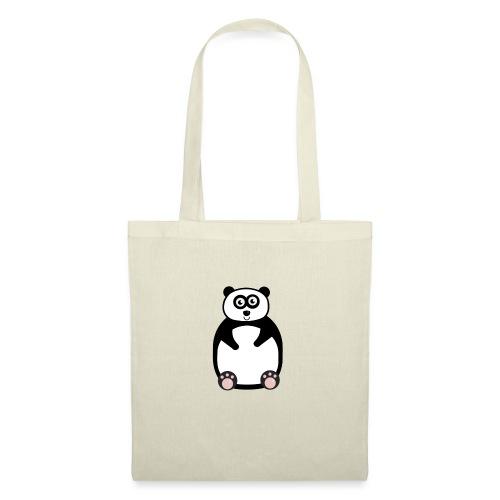 panda-png - Tygväska