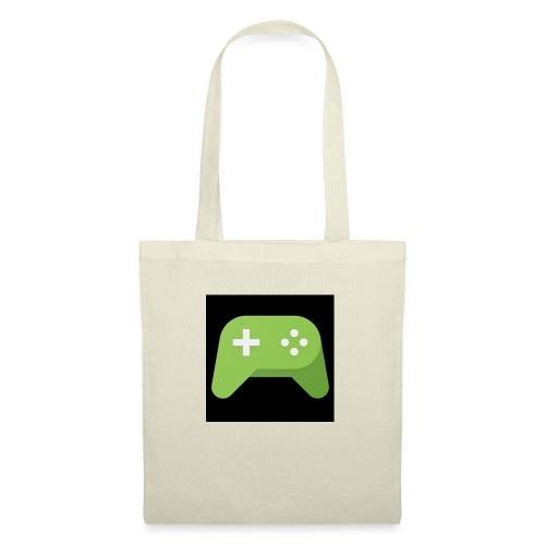 Games Spiel Logo - Stoffbeutel