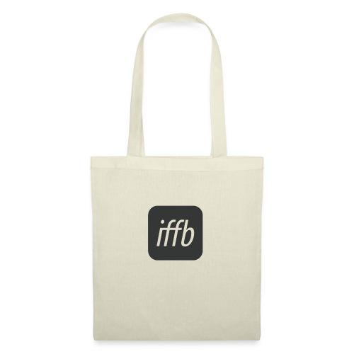 iffb logoonly quad - Stoffbeutel