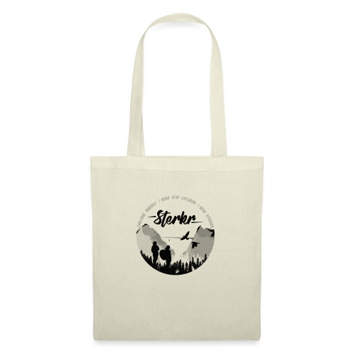 STERKR - Fjordview - Tote Bag