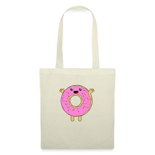 Donut - Bolsa de tela