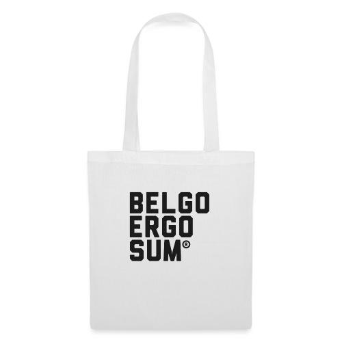 Belgo Ergo Sum - Tote Bag