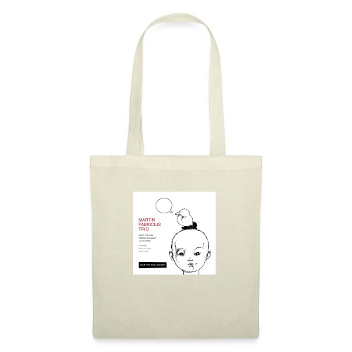 Out of the White - Mens Organic T-Shirt - Tote Bag