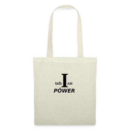 I am teh Power - Tote Bag