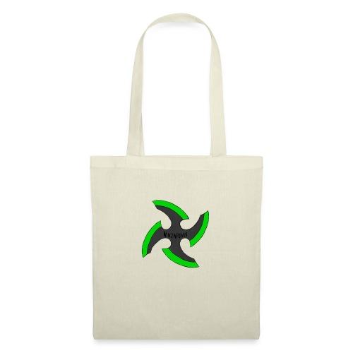 black-ronin-throwing-star-jpg_1 - Tote Bag