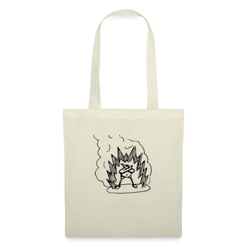 Whos A Chicken? - Tote Bag