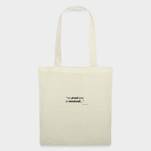 vendredi-VECT - Tote Bag