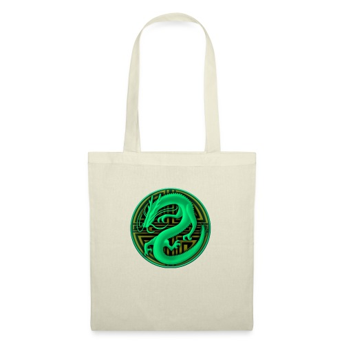 logo mic03 the gamer - Borsa di stoffa