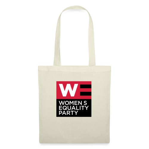 WE_LOGO_RED_CMYK - Tote Bag