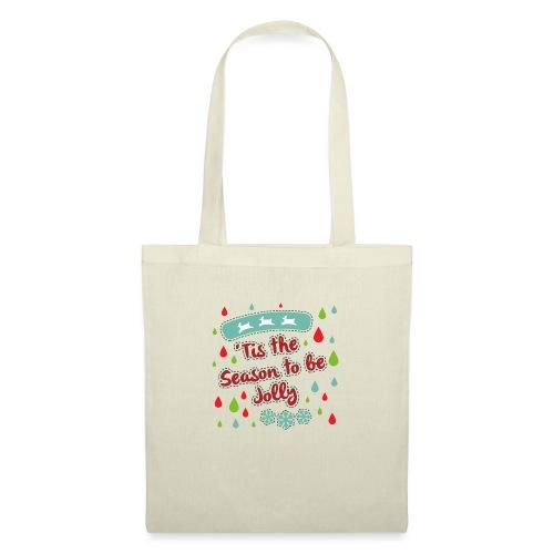 Tis the Season to be Jolly - Tote Bag