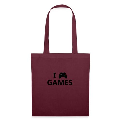 I Love Games 3 - Bolsa de tela