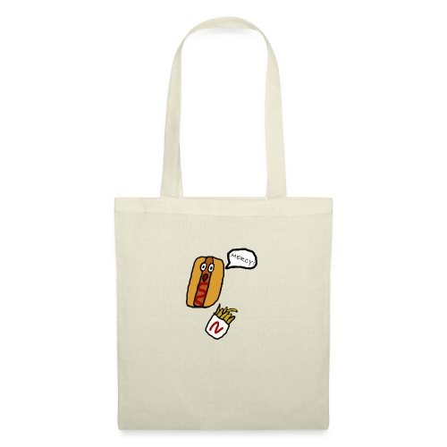 HOTDOG MERCY - Tote Bag