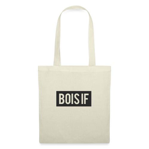 Bois IF Unofficial logga - Tygväska