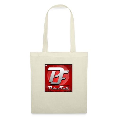 PeraFull Logo 2016 - Bolsa de tela