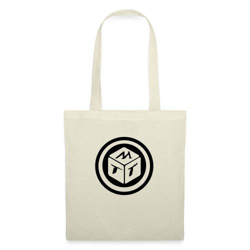mb logo klein - Stoffbeutel