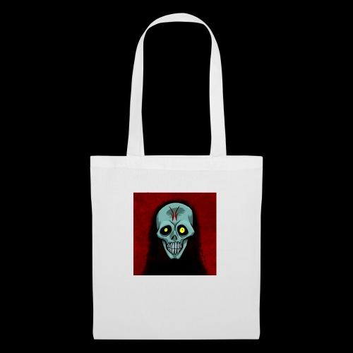 Ghost skull - Tote Bag