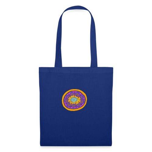 Mandala Pizza - Tote Bag