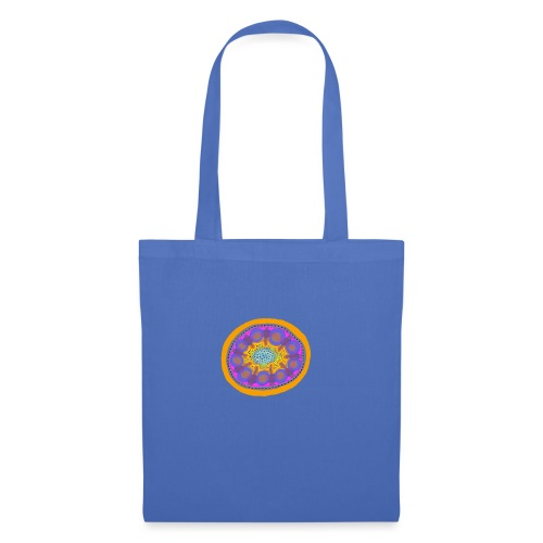 Mandala Pizza - Tote Bag