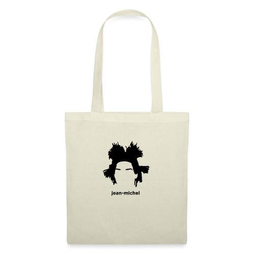 Jean-Michel Basquiat - Borsa di stoffa