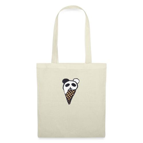 Petit Panda - Sac en tissu