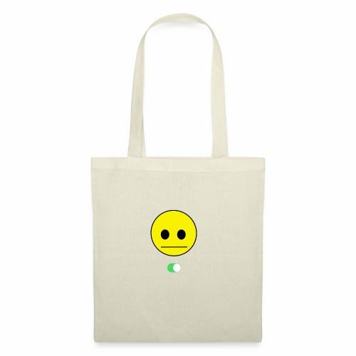 Happy Face is Inside - Bolsa de tela