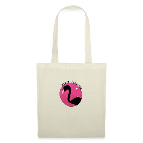 Black Flamingo - Tote Bag