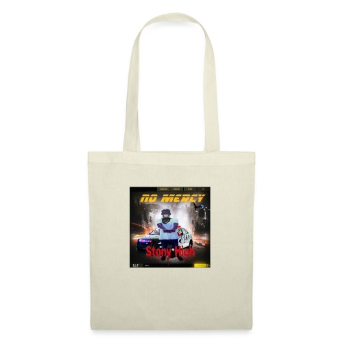 No Mercy Tshirts Stony vybz - Gambia Music Merch - Tote Bag