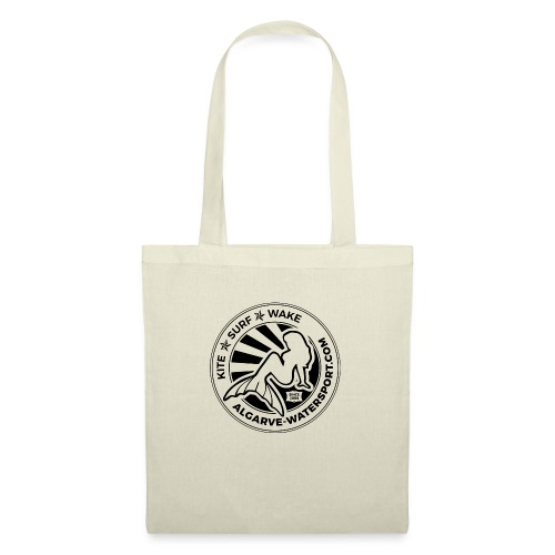 AWS mermaid round beams - Tote Bag