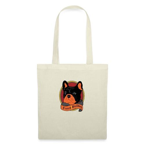 French Bulldog - Tote Bag