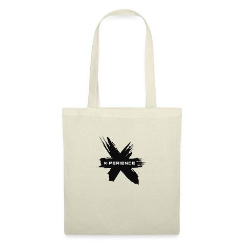 x-perience - Das neue Logo - Stoffbeutel