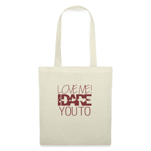 I Dare you - Tas van stof