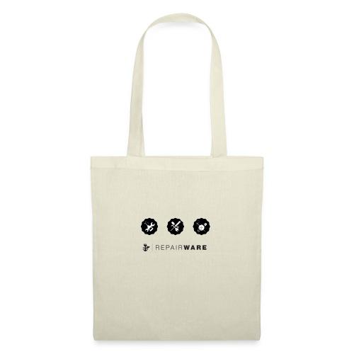 3 Repairs - Tote Bag