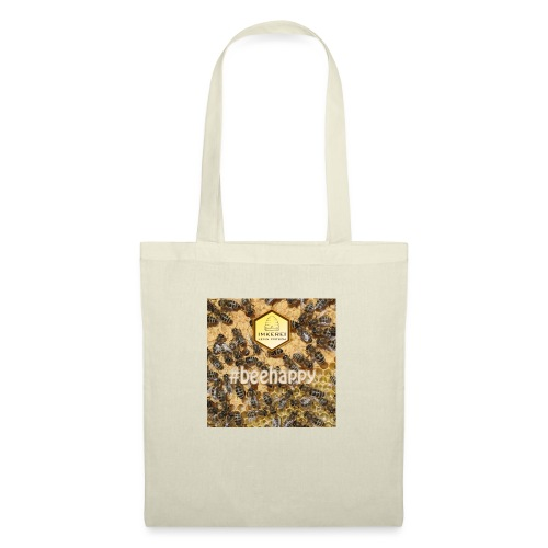 beehappy - Rettet die Bienen - Save our earth - Stoffbeutel