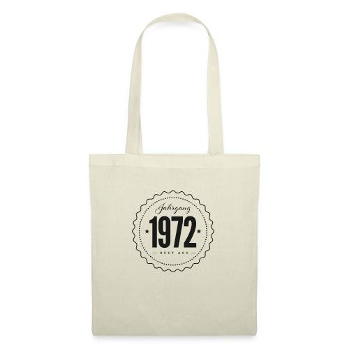 Jahrgang 1972 Best Age - Stoffbeutel