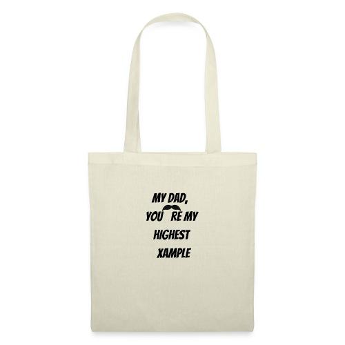 Mon DaD - Tote Bag