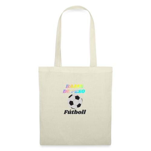 El fútbol para estar en forma - Bolsa de tela