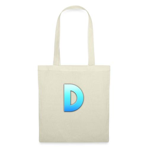 D LOGO - Bolsa de tela