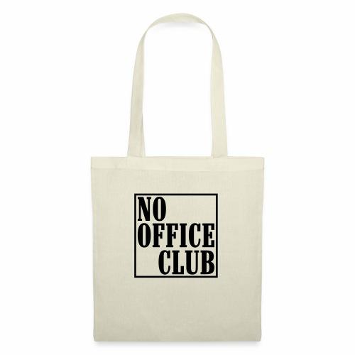 NoOfficeClubedgy - Stoffbeutel