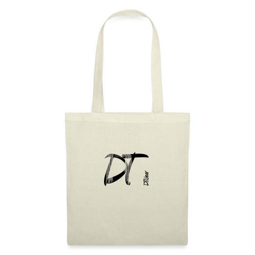 DTWear Limited Small Logo - Tas van stof