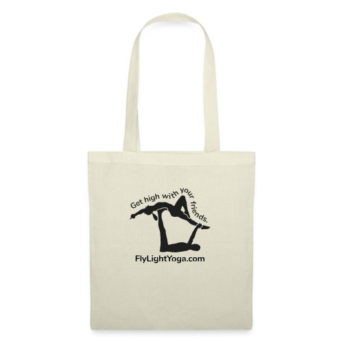 AcroYoga: Get high with your friends - Tote Bag