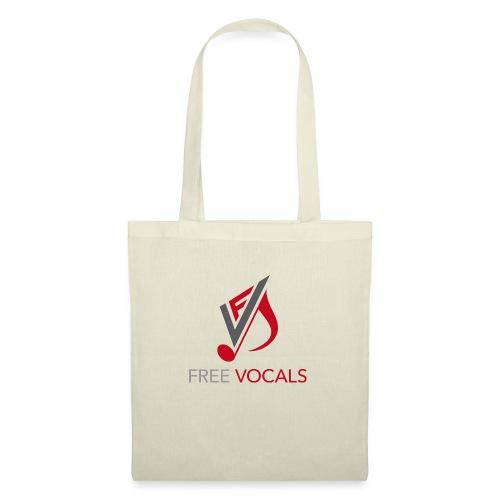 Free Vocals - Stoffbeutel