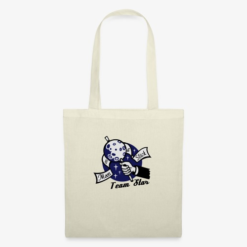 Moon on a Stick - Team Star - Tote Bag