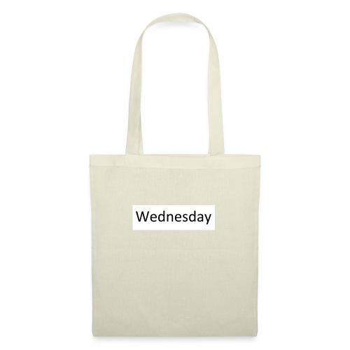 Wednesday - Stoffbeutel