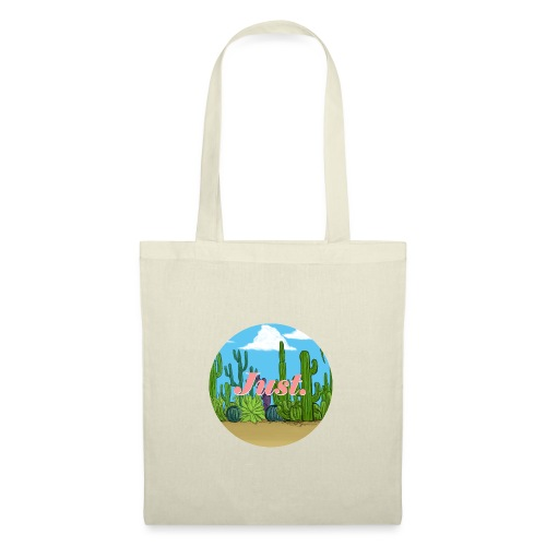 Just. Cactus - Tote Bag
