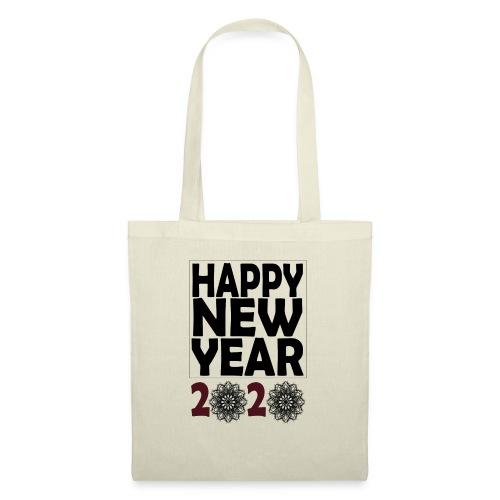Happy new year 2020 T-shirt - Sac en tissu