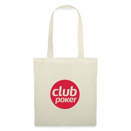Club Poker Monochrome - Tote Bag