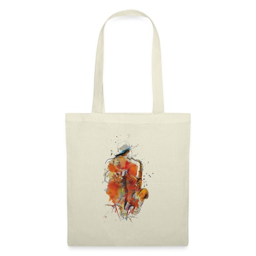 Jazz men - Tote Bag