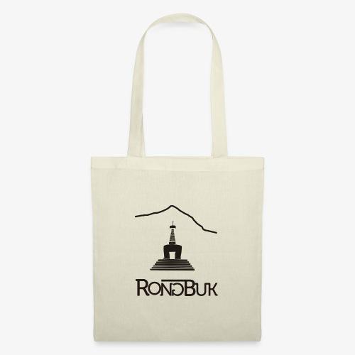 Rongbuk Black - Tote Bag