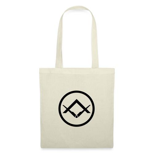 Square and Compass (Swedish Rite) - Tote Bag